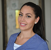 Tandhygienist - Stephanie